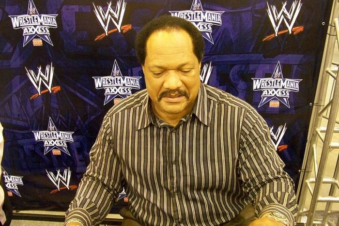 Legends With JBL: Ron Simmons Interview