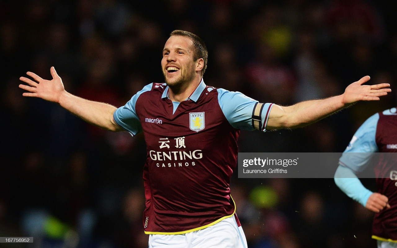 Ron Vlaar announces retirement from football