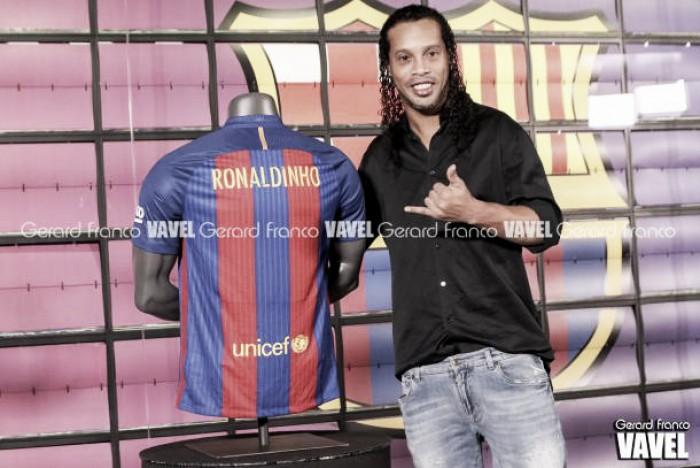 Los Barça Legends debutarán en su antigua casa