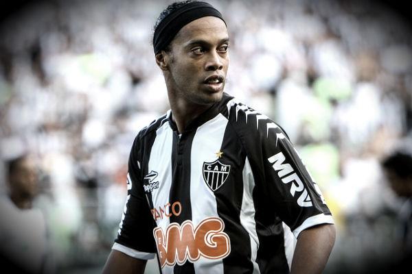 Atlético-MG lançará linha exclusiva de produtos de Ronaldinho Gaúcho