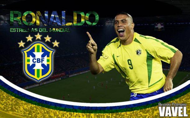 Estrellas de los Mundiales: Ronaldo