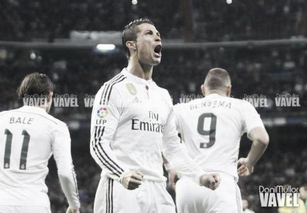 Cristiano, quinta temporada consecutiva anotando medio centenar de goles