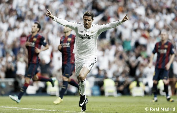 Real Madrid 3 1 Barcelona Los Blancos Complete Trailing Early