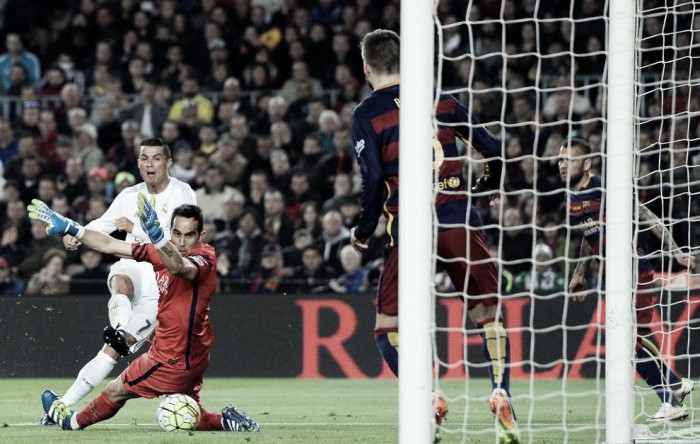 FC Barcelona 1-2 Real Madrid: Dramatic winner in El Clasico from Ronaldo