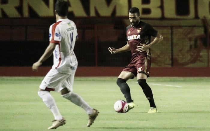 Ronaldo Alves destaca superação do Sport em vitória sobre Afogados da Ingazeira