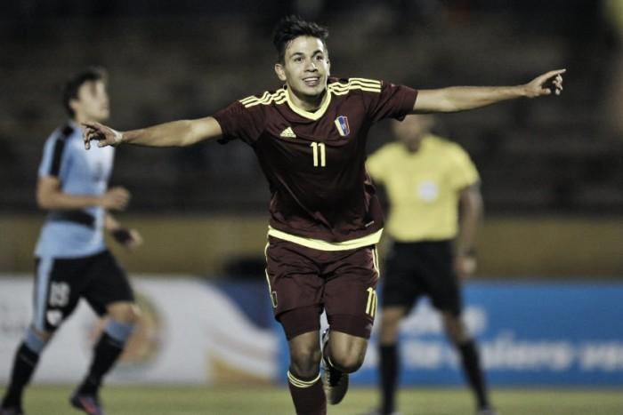 Ronaldo Chacón en busca de una oportunidad en Eslovaquia