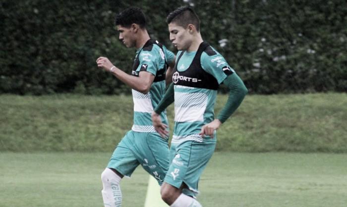 Ronaldo Cisneros se integra a la pretemporada de Santos