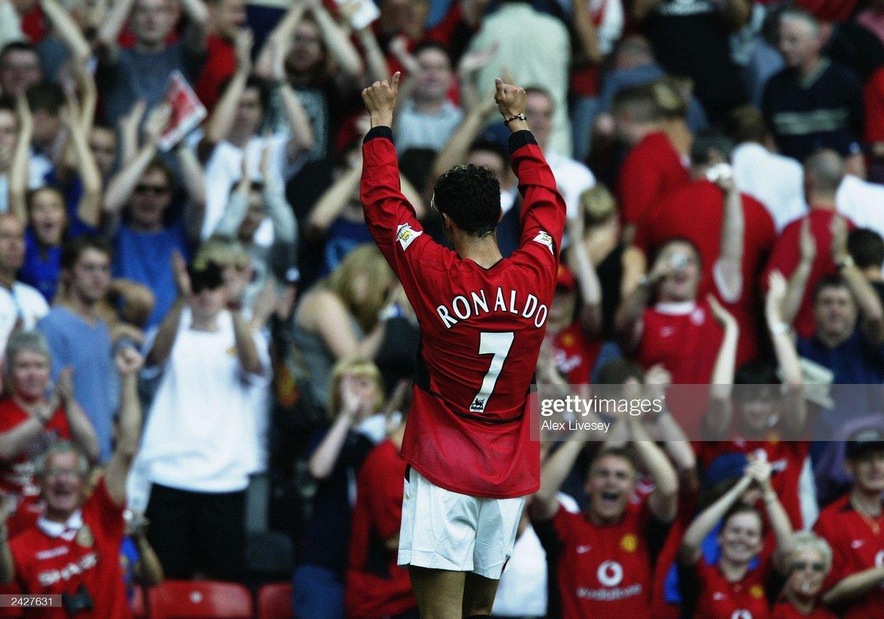 Cristiano Ronaldo's 10 greatest Manchester United Goals
