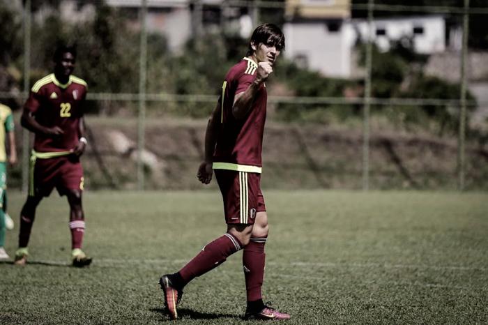 Ronaldo Peña ofreció declaraciones de cara al debut en el Sudamericano