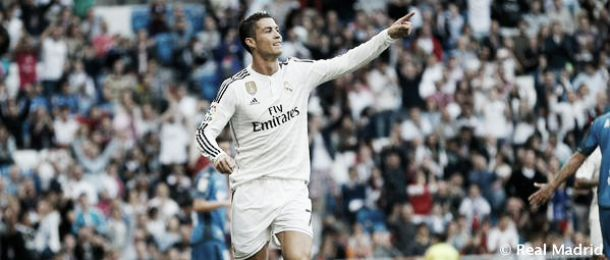 Real Madrid 7-3 Getafe: Ronaldo & co run riot at the Bernabeú