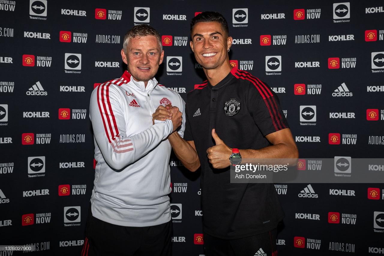 Solskjaer confident Ronaldo is at United to 'achieve more'