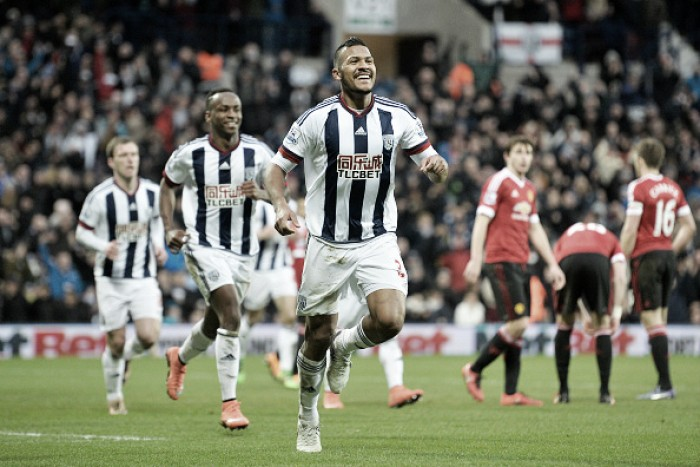 Rondon shows true colours as Baggies spread their wings