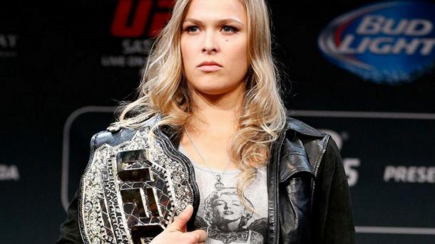 Cartelera UFC193: 'Rousey - Holm'