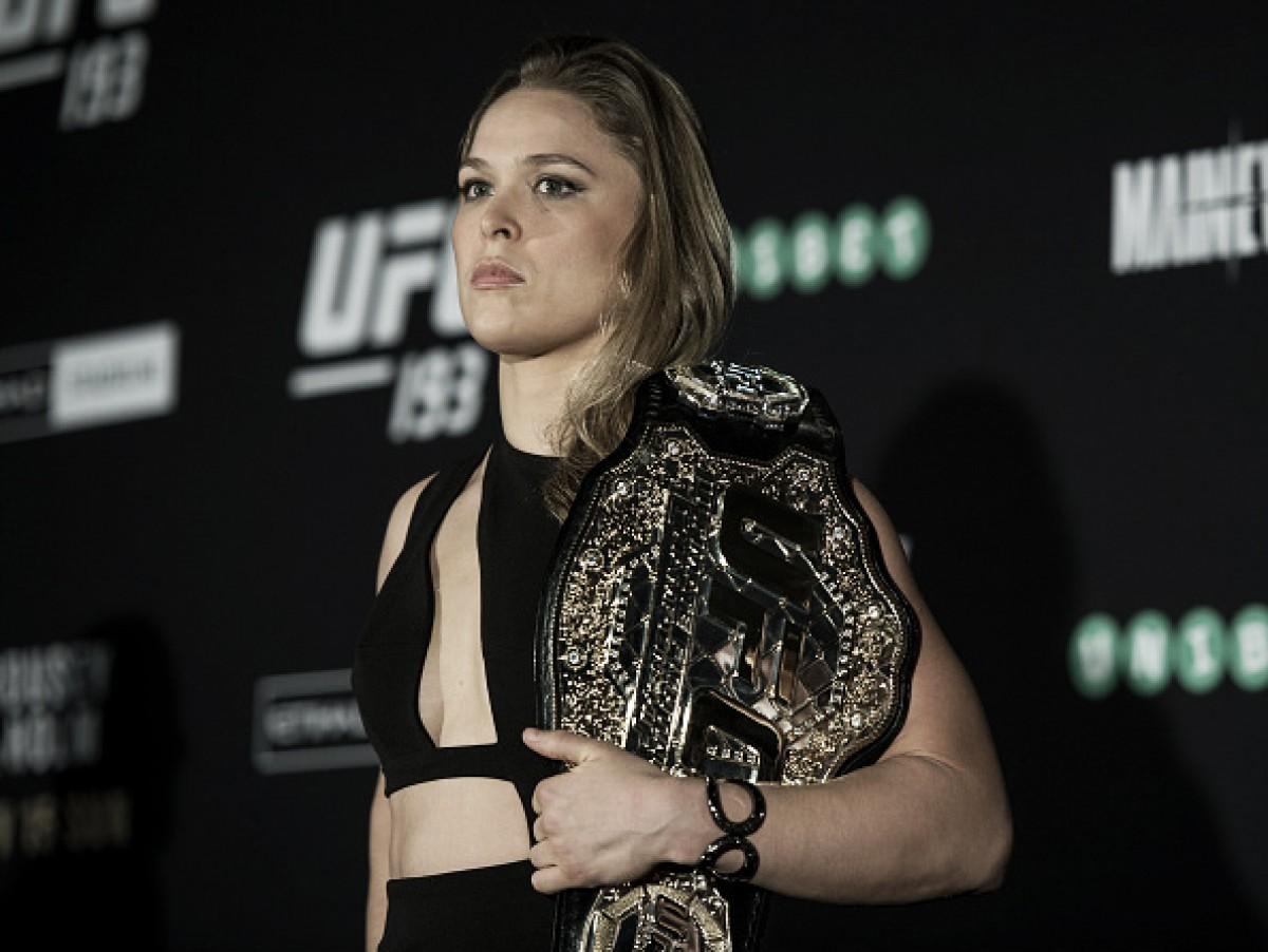 Primera mujer en el Hall of Fame de UFC