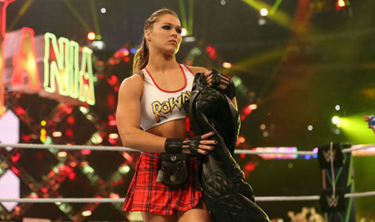 Triple H Comments On Ronda Rousey's Dedication To Becoming Great WWE Star