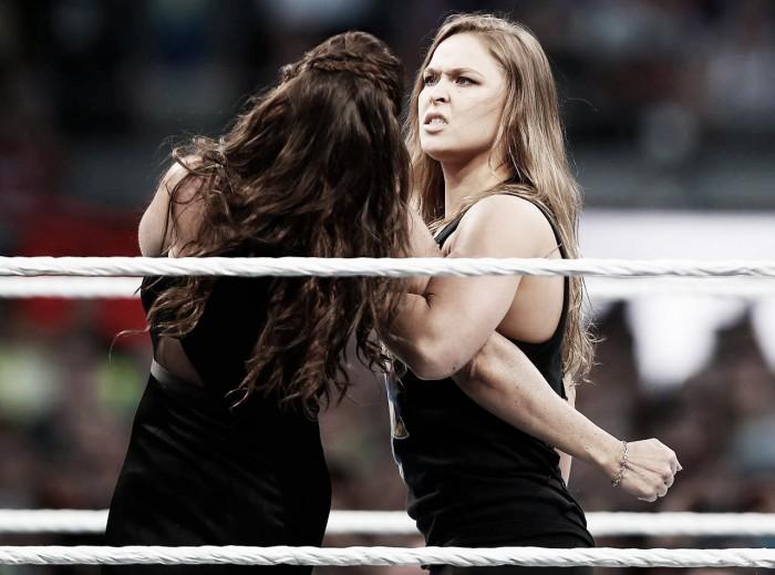 WWE wants Ronda Rousey at WrestleMania 33
