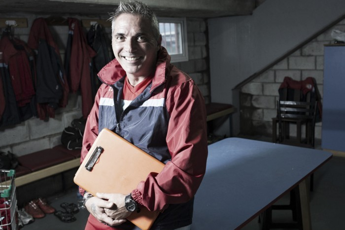 Sergio Rondina: un técnico fundamentalista