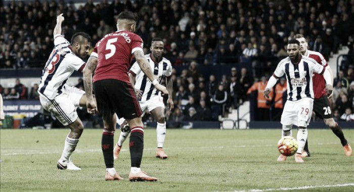 West Bromwich Albion 1-0 Manchester United: Rondon's winner ends the Red Devils' mini revival