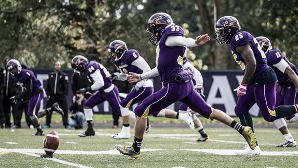 Photo via Matthew Smith/Laurier Athletics