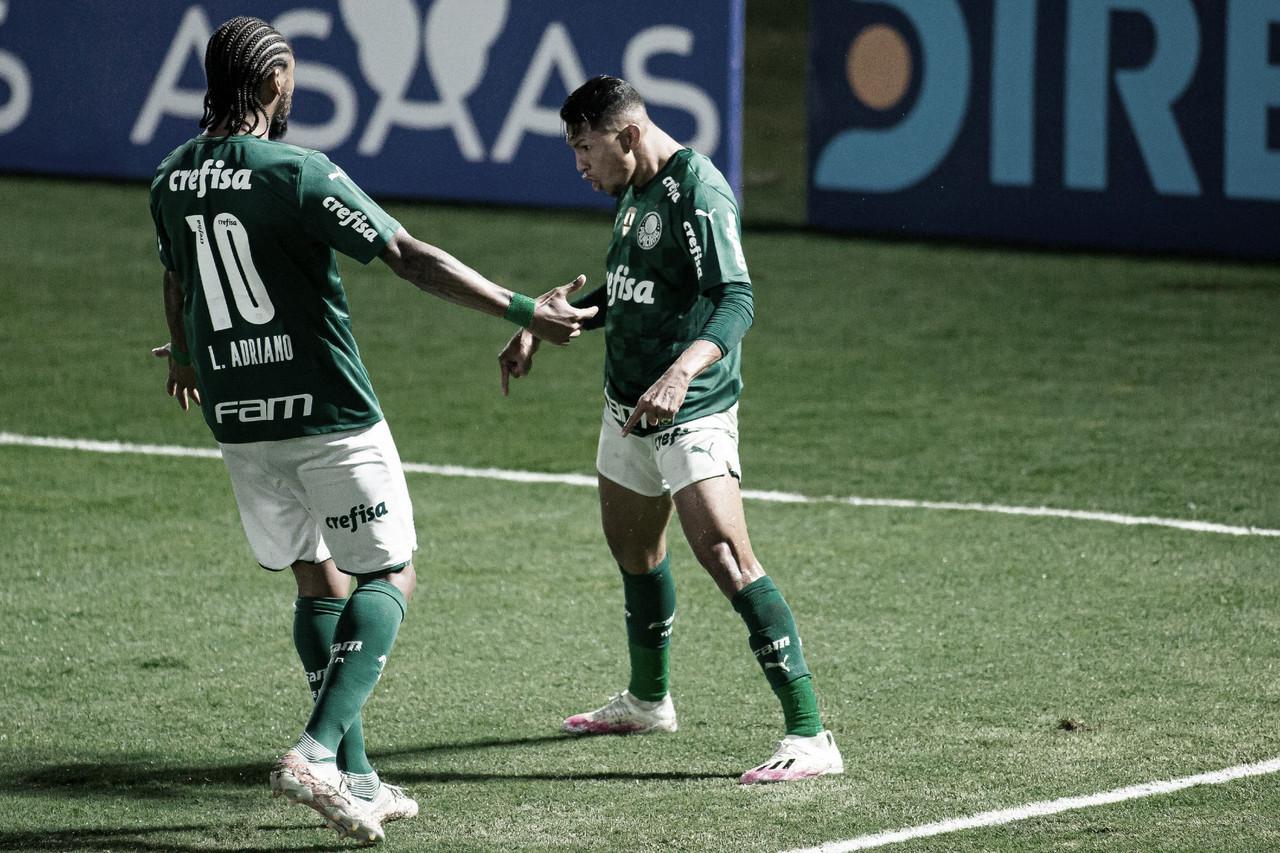 Rony marca, Palmeiras vence Bragantino fora de casa e faz Derby na semifinal do Paulistão