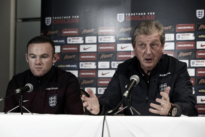 Hodgson says Rooney not a certainty for England squad