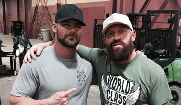 Robert Roode, Eric Young Leave TNA