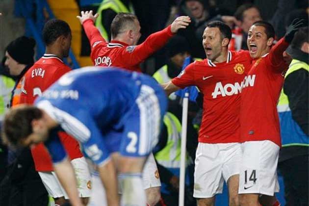 Super Sunday in arrivo: Chelsea-Manchester United