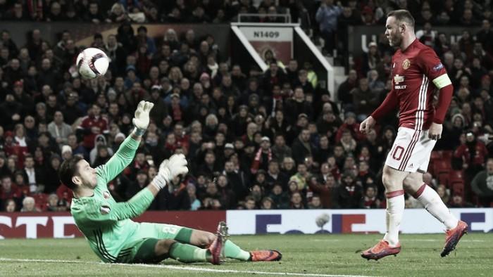"""Rooney: """"Quedan por llegar muchos más goles"""""""