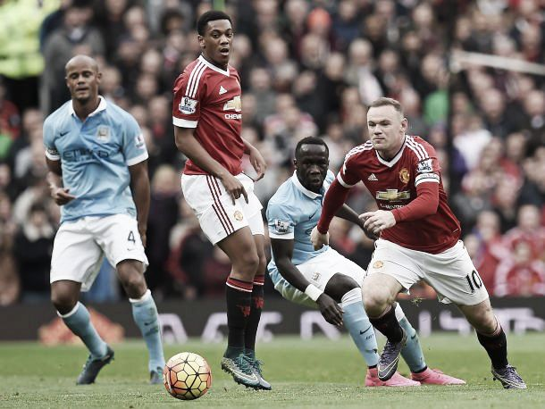 Player Ratings: Manchester United 0-0 Manchester City