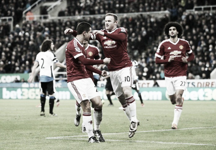 Rooney could be set for early United return against Tottenham