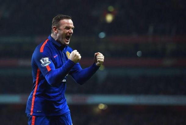 Stats Digest: Arsenal 1-2 Manchester United