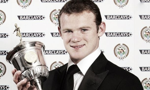 Manchester United Winners Of Pfa Young Player Of The Year Vavel International