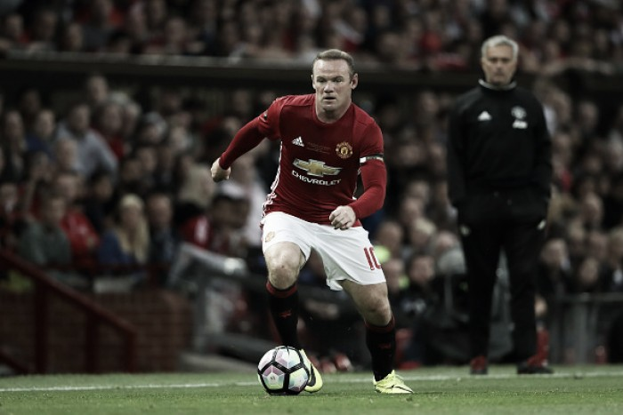 Mourinho insists he can drop Rooney