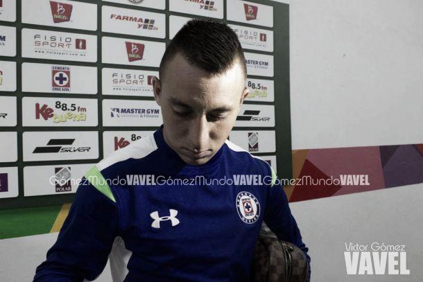 Consciente Antonio Pedroza de lo complejo que será ganarse la titularidad en Cruz Azul