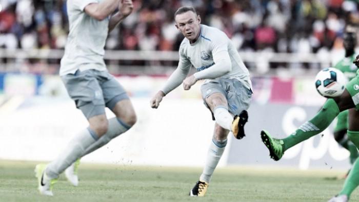 Fortaleza mental, la clave para triunfar en el Manchester United según Rooney