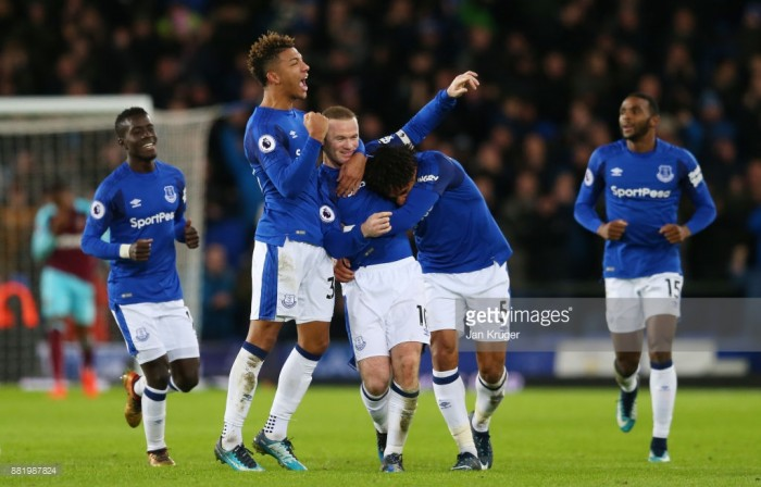 Everton 4-0 West Ham: Rooney hat-trick offers Allardyce perfect welcome gift
