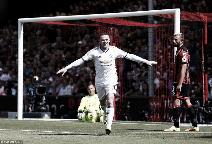 More to come from United after opening win, insists Rooney