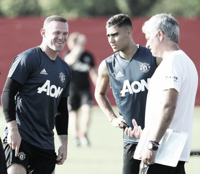 """Wayne Rooney excited for """"big season"""" at Manchester United"""