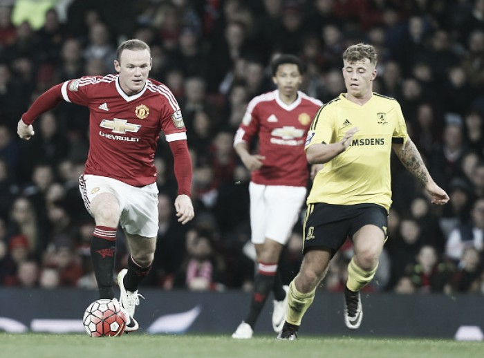 Rooney returns to action with Manchester United under-21 side