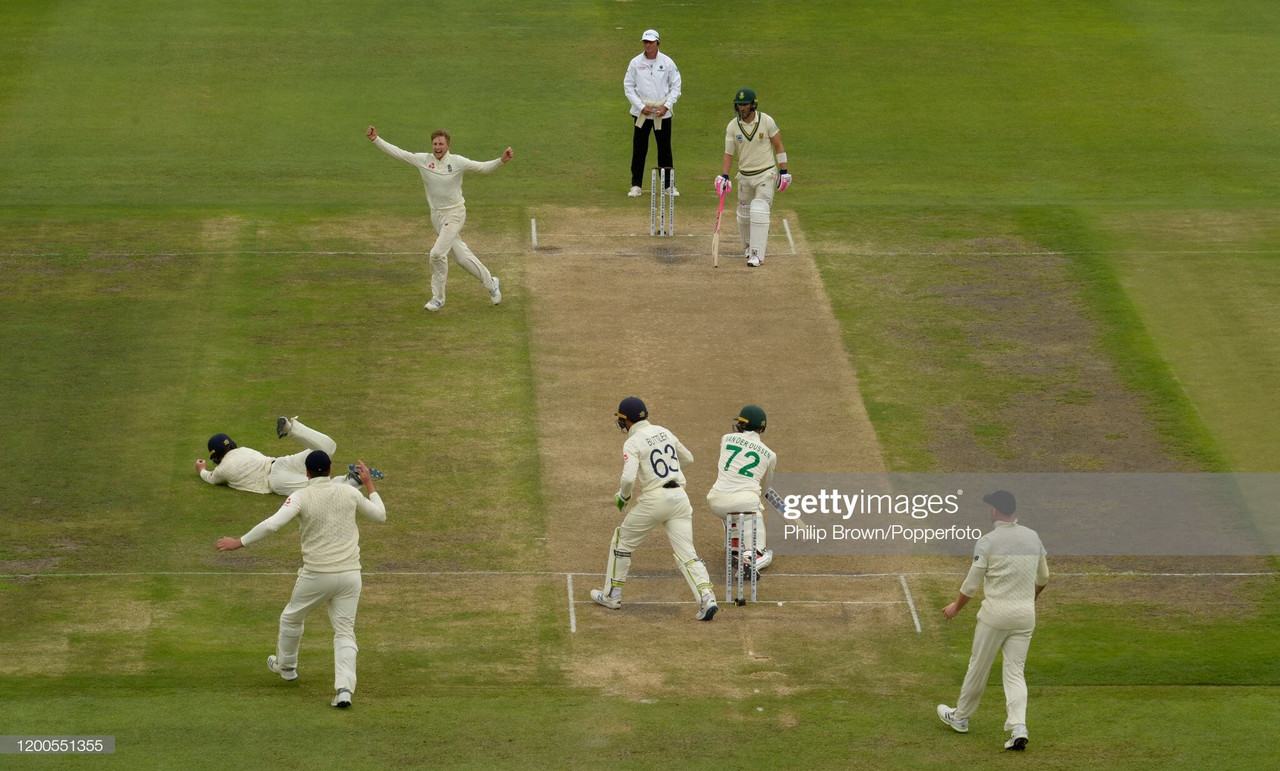 England march on as ten South African wickets fall on day four