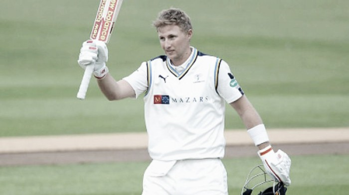 County Championship Division One: Root hits double hundred as heavy rain halts play in all four matches