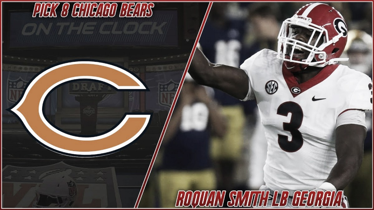Análisis del Draft 2018 de Chicago Bears y Detroit Lions