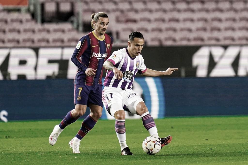 """Roque Mesa: """"El equipo está totalmente mentalizado en sacar el objetivo adelante"""""""