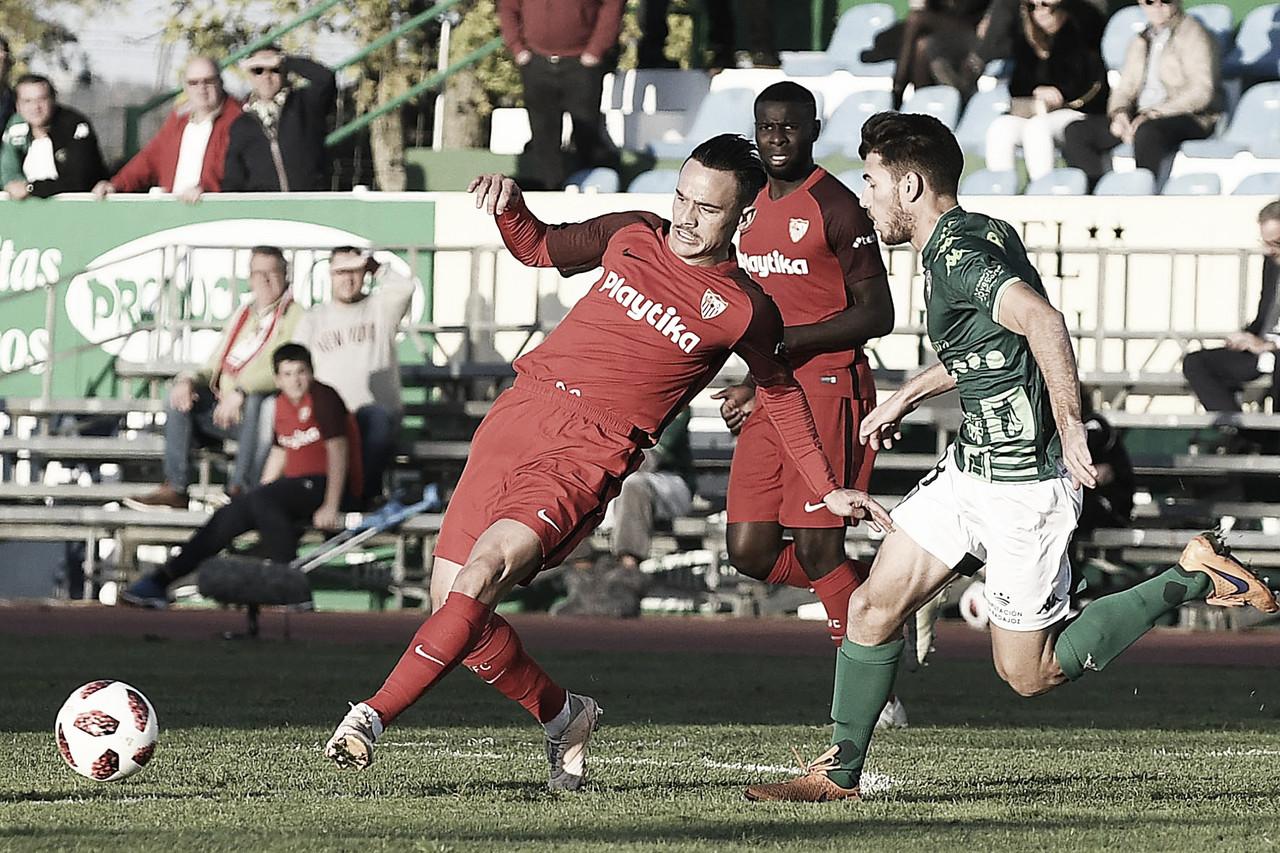 Resumen Sevilla FC vs Villanovense (1-0)