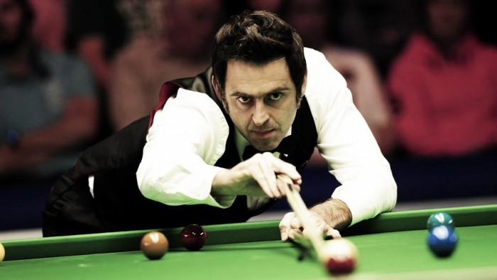 Ronnie O'Sullivan turns down 147 break