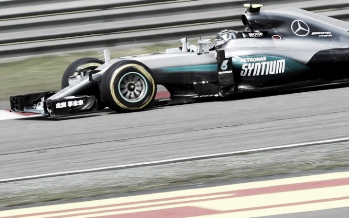 Six of the best for Nico Rosberg in Chinese Grand Prix