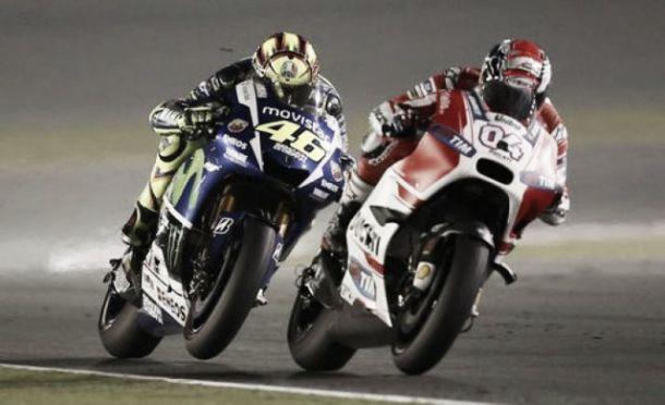 L'Italia s'è desta: Rossi e Dovizioso ora ci provano sul serio