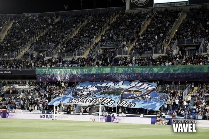 El Málaga realizará la pretemporada solo por Europa