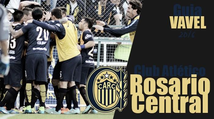 Guía Rosario Central 2016: redoblar esfuerzos y soñar con la Copa