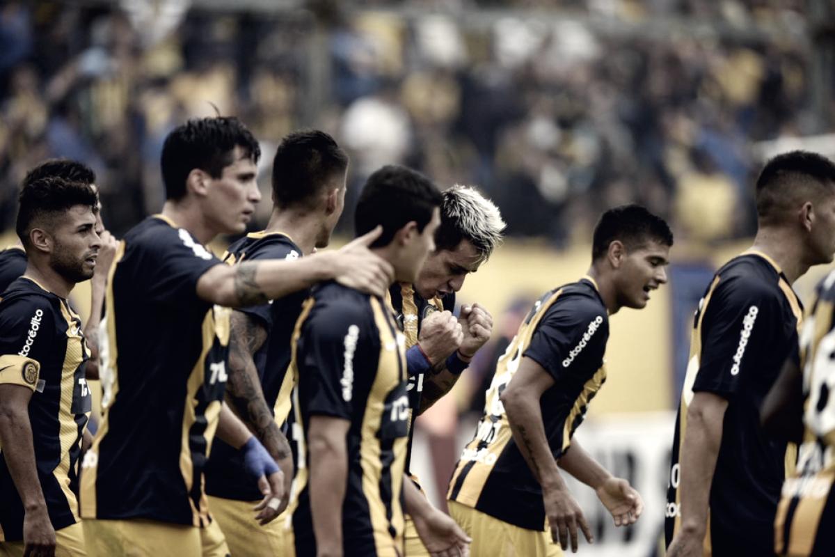 Rosario Central le ganó 2-1 a Belgrano